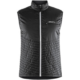 Craft Urban Run - Chaleco running Hombre - negro